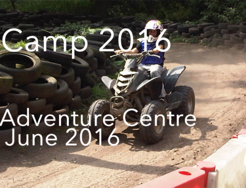 Walesby Group Camp 2016